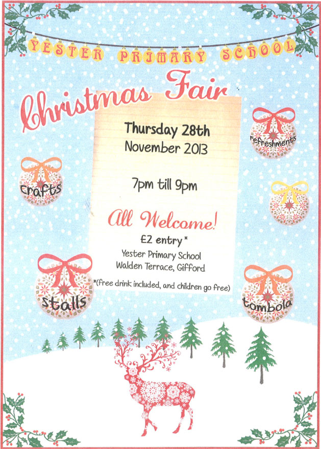 YesterChristmasFair2013