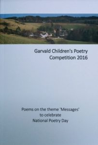 2016 poetry book