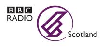 BBCradioScotland logo
