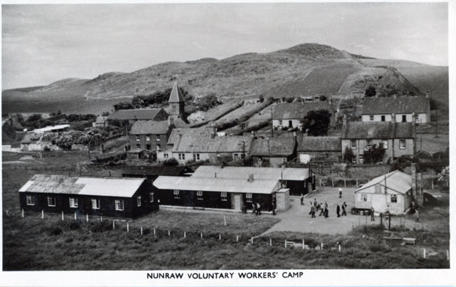 Nunraw Voluntary Workers' Camp