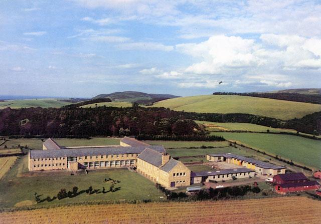 Nunraw Abbey