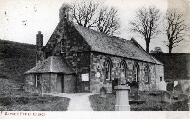 Garvald Parish Church
