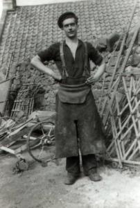 Johnny Webster (Blacksmith)
