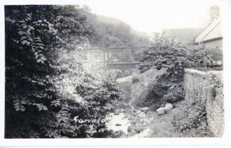 Footbridge, Garvald