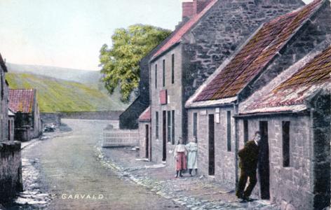 Garvald village