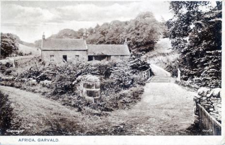 Africa Cottage, Garvald
