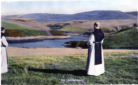 Nunraw Monks