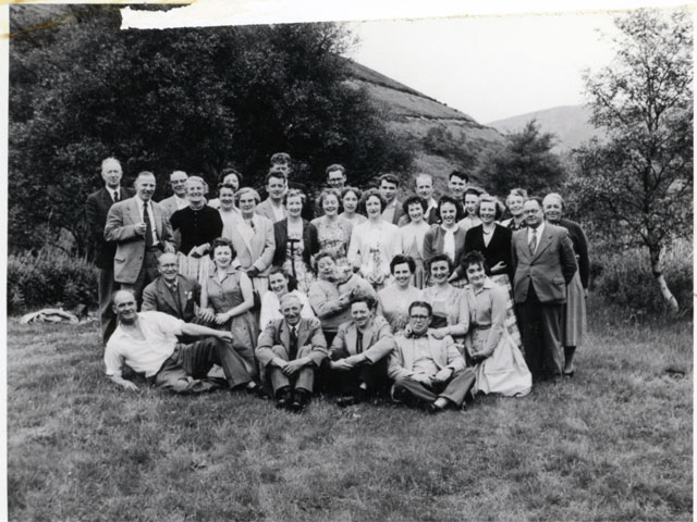 Garvald villagers