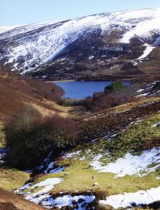 Reservoir, Garvald
