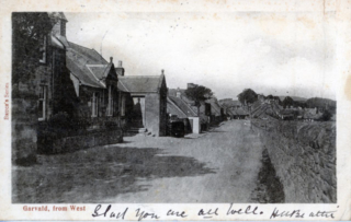 Garvald postcard