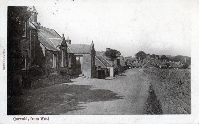 Garvald schoolhouse