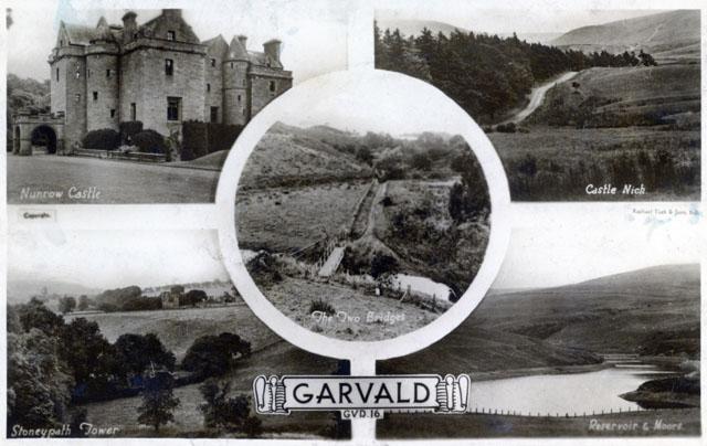 Nunraw, Stoneypath Tower, Reservoir