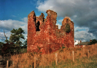 The Tower, near Garvald (October 1993)
