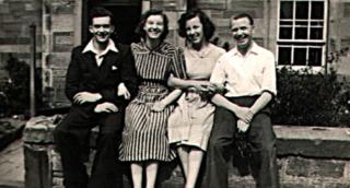 John Webster, Margaret Woolley, Margaret Ennis, Jack at Whitelaws (1948)